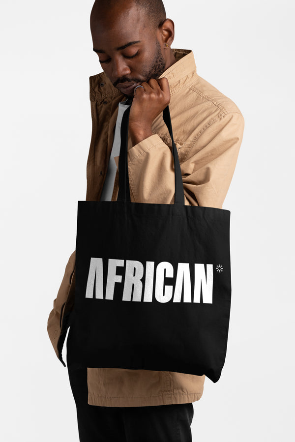 The AFRICAN Tote Bag