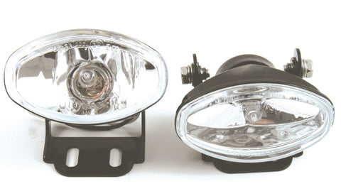 "Halogen Headlights 3.25"" x 2"""