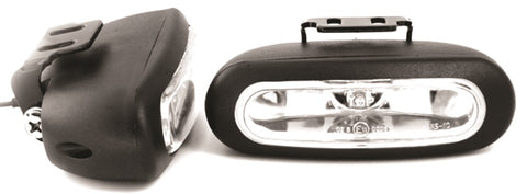 "Halogen Headlights 5"" x 3"" x 1.75"""