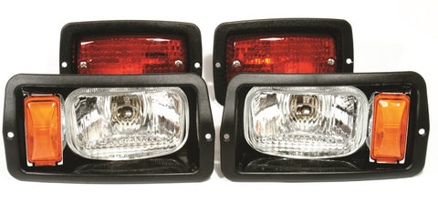 Club Car DS Headlights / LED Taillights