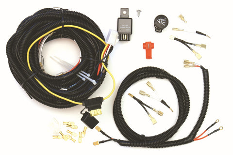 Headlight / Taillight / Horn Wire Harness