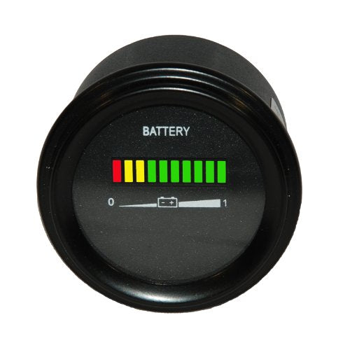 Battery Indicator Meter 12v    24v    36v    48v    72v  U2013 Golf