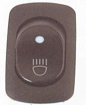 Headlight Switch With Green Indicator Light
