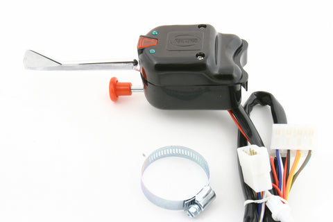 Black Turn Signal Switch 8 wire