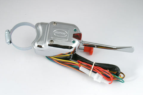 Chrome Turn Signal Switch 8 wire