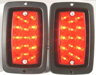 Club Car DS LED Taillights