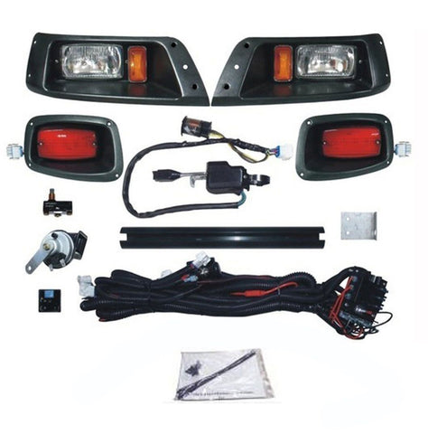 EZ-GO TXT Deluxe Light Kit