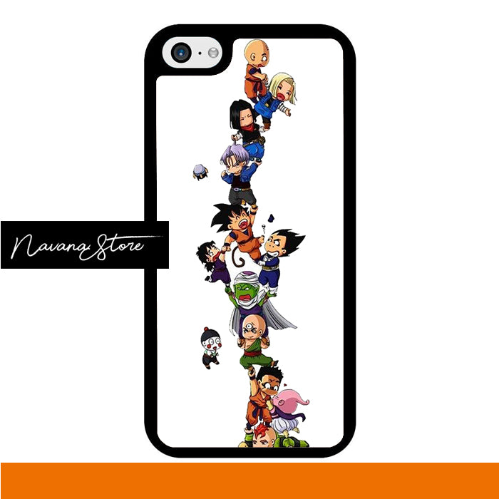 Dragon Ball Characters Iphone 5 | 5S | SE Case