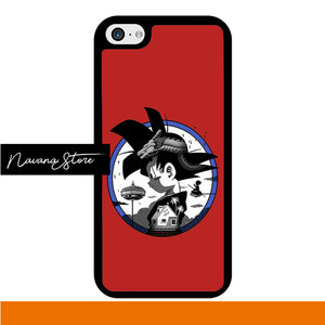 Dragon Ball Z Super Saiyan Iphone 5 | 5S | SE Case