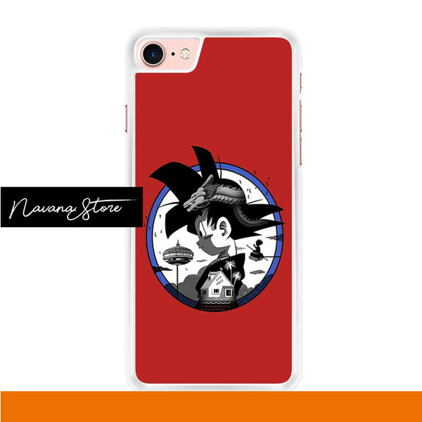 Dragon Ball Z Super Saiyan Iphone 7 Case