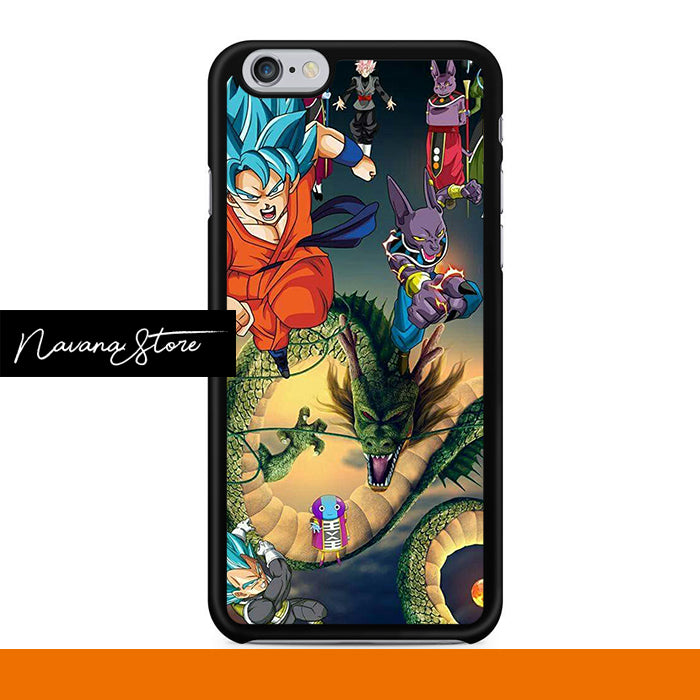 Exclusice Dragon Ball Iphone 6 | 6S Case