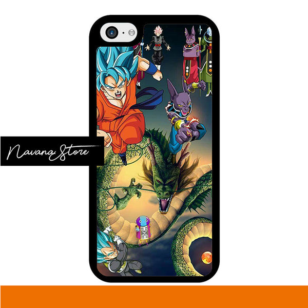 Exclusice Dragon Ball Iphone 5 | 5S | SE Case