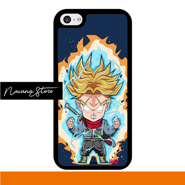 Chibi Future Trunks Dragon Ball Iphone 5 | 5S | SE Case