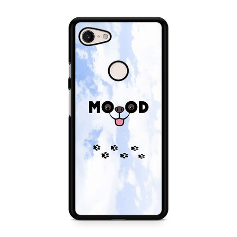 Mood Pug Google Pixel 3 XL Case