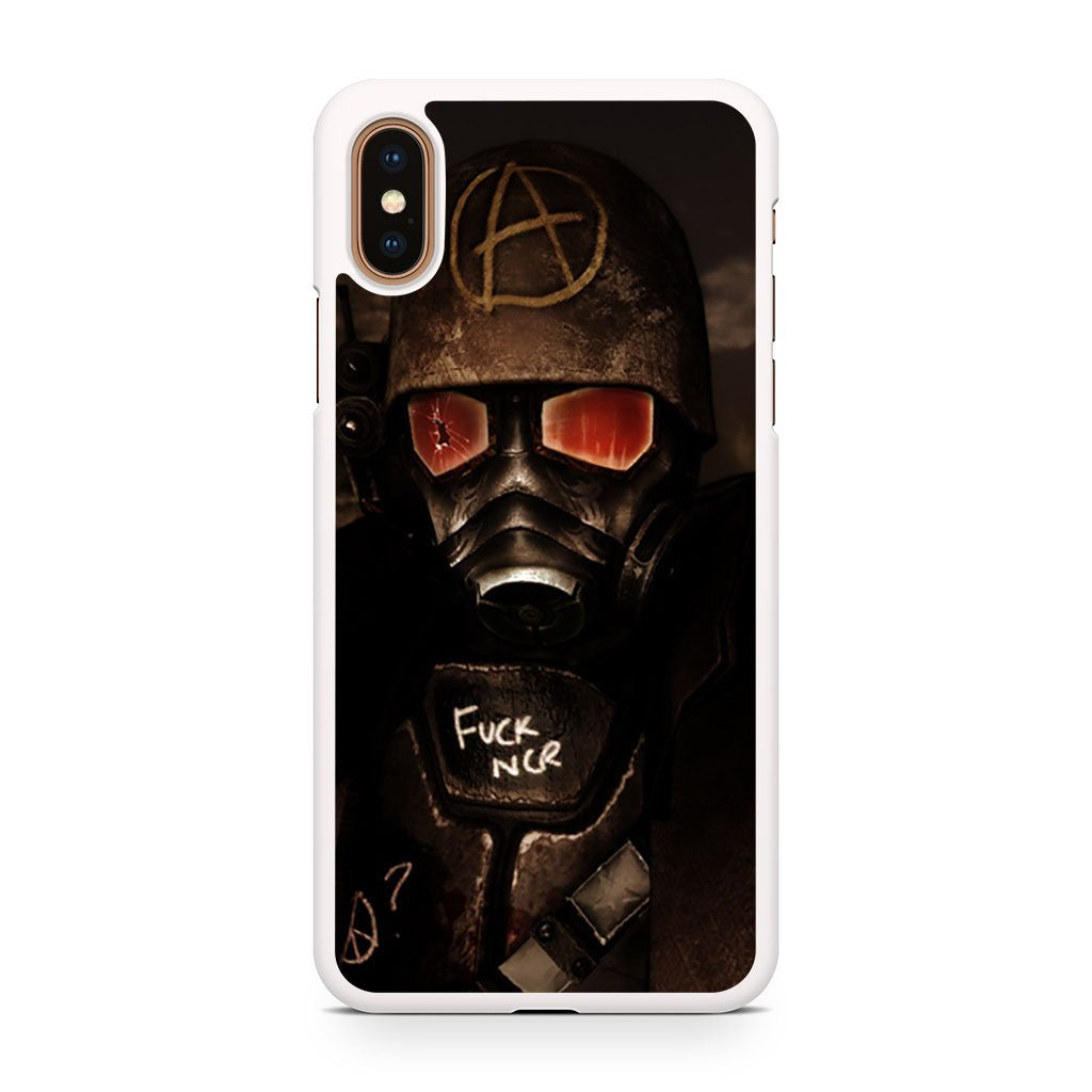 Fallout Fuck NCR Iphone XS Max Case