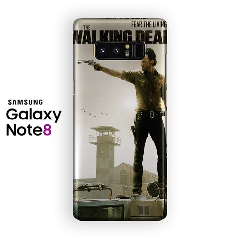 The Walking Dead Season 3 Samsung Galaxy Note 8 Case