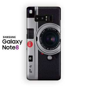 Leica M8 Retro Samsung Galaxy Note 8 Case