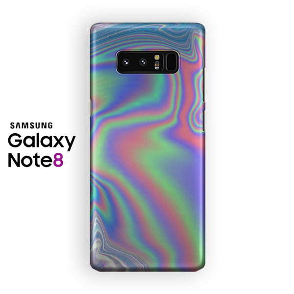 Abstract Hologram Samsung Galaxy Note 8 Case