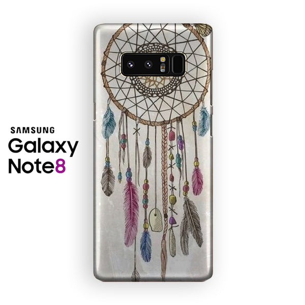 Watercolor Painting Dreamcatcher Samsung Galaxy Note 8 Case