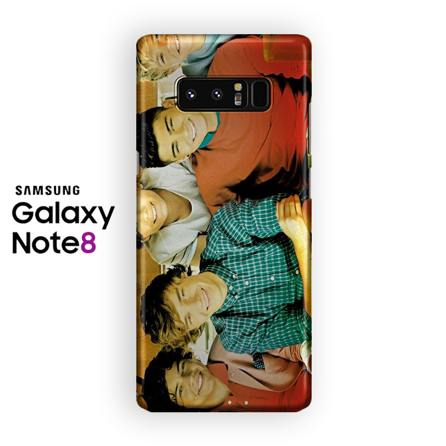 Steven Universe Collage Samsung Galaxy Note 8 Case