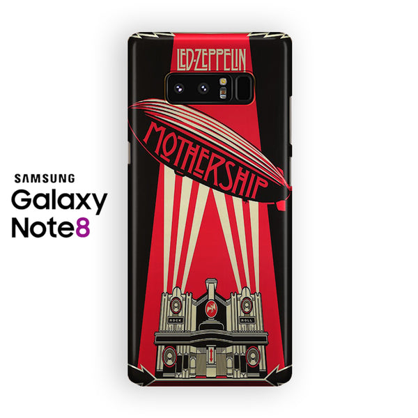 Led Zeppelin Mothership Samsung Galaxy Note 8 Case