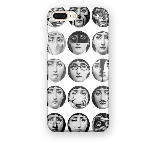 Piero Fornasetti iPhone 7 Plus / 8 Plus Case