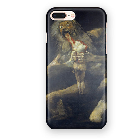 Saturn Devouring His Son iPhone 7 Plus / 8 Plus Case