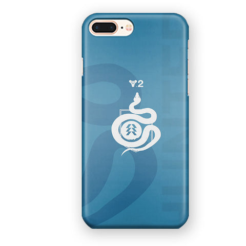Destiny 2 Hunter Logo iPhone 7 Plus / 8 Plus Case