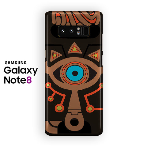 Zelda Switch Sheikah Slate Samsung Galaxy Note 8 Case