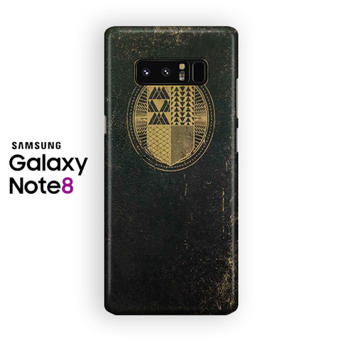 Destiny Ghost Edition Book Samsung Galaxy Note 8 Case