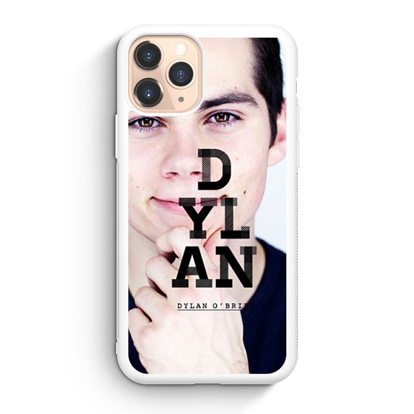 Cute Dylan Obrien Logo iPhone 11 Pro Case