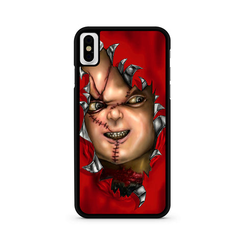 Red Chucky iPhone X | iPhone Xs Case