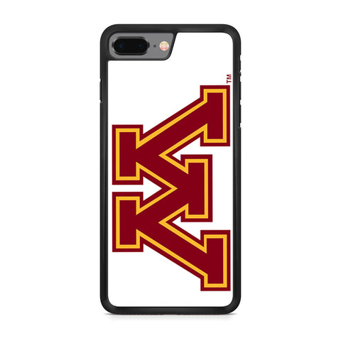 Logo Minnesota Golden Gophers iPhone 8 Plus Case