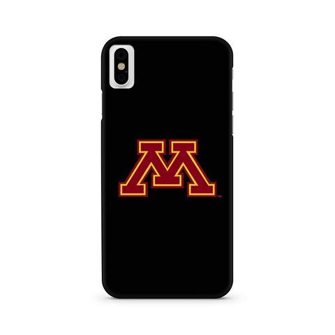 Minnesota Golden Gophers iPhone X | iPhone Xs Case