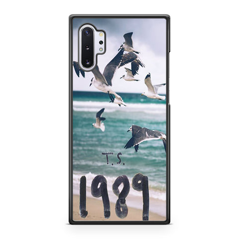 Taylor Swift 1989 Flying Birds Samsung Galaxy Note 10 Plus Case