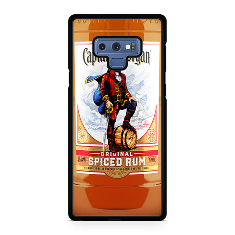 Special Original Rum Captain Morgan Samsung Galaxy Note 9 Case