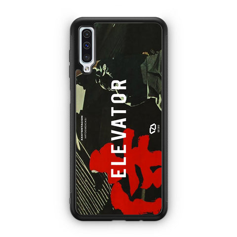XxxTentaction Elevator Samsung Galaxy A50 Case