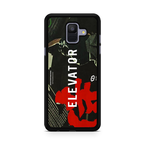 XxxTentaction Elevator Samsung Galaxy A6 2018 Case