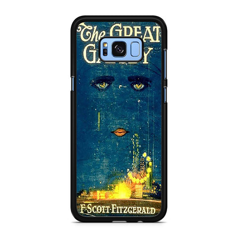 Vintage Book The Great Gatsby Samsung Galaxy S8 Plus Case