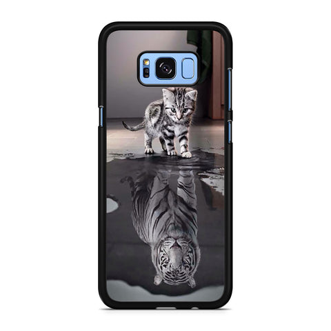 Animals Cats And Tigers Samsung Galaxy S8 Plus Case