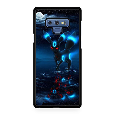 Pokemon Umbreon Lights Samsung Galaxy Note 9 Case