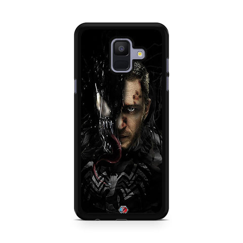 Venom Black Tom Hardy Samsung Galaxy A6 2018 Case