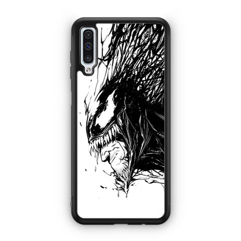Venom Drawing Samsung Galaxy A50 Case