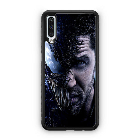 Venom Tom Hardy Face Samsung Galaxy A50 Case