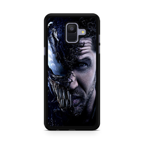 Venom Tom Hardy Face Samsung Galaxy A6 2018 Case