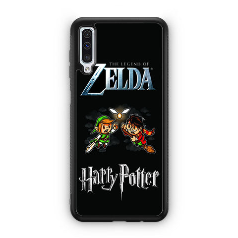 Zelda Harry Potter Samsung Galaxy A50 Case