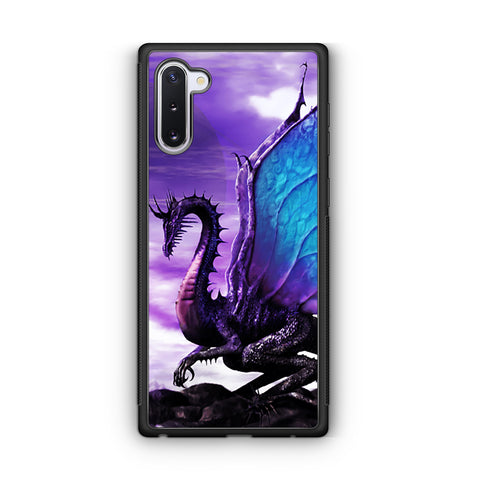 Purple Dragon Samsung Galaxy Note 10 Case