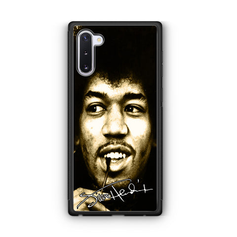 Jimi Hendrix Samsung Galaxy Note 10 Case