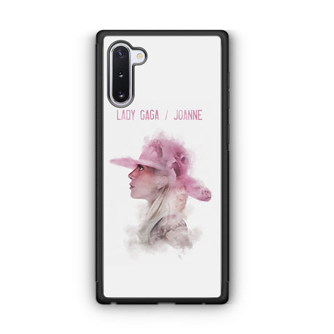 Joanne Lady Gaga Album Cover Painting Samsung Galaxy Note 10 Case