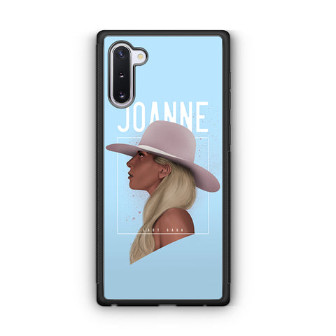 Joanne Lady Gaga Album Cover Samsung Galaxy Note 10 Case